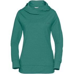 VAUDE Tuenno Pullover Women nickel green